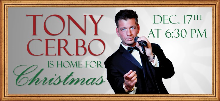Tony Cerbo 'Home For Christmas'