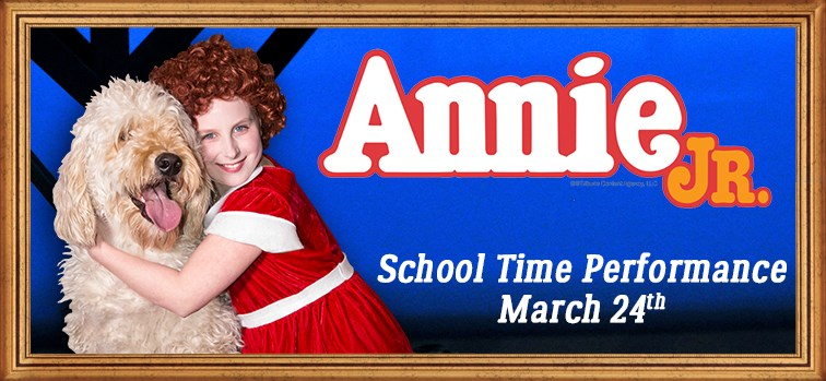 Annie Jr.  School Time Performance