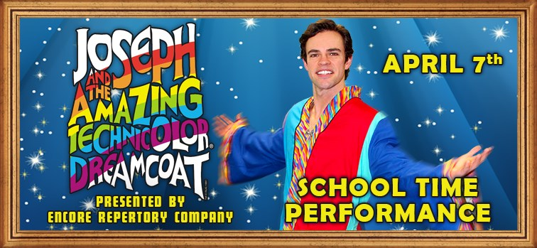 Joseph and the Amazing Technicolor Dreamcoat School Time Performance
