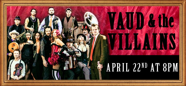 Vaud & the Villains - 19 Piece New Orleans Style Orchestra & Cabaret Show