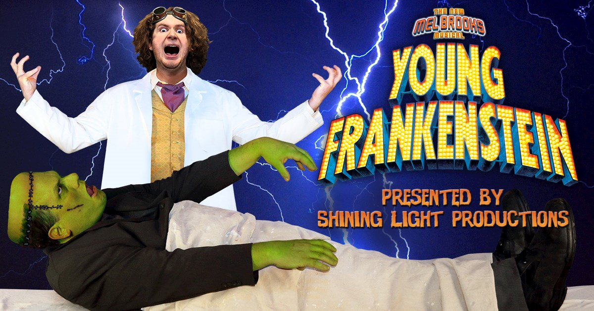 Young Frankenstein The Musical