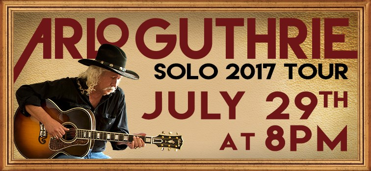 Arlo Guthrie - The Re:Generation Tour