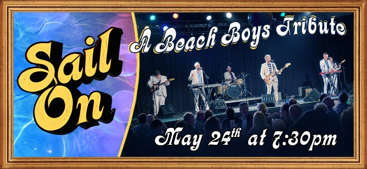 Beach Boys Tribute by Sail On