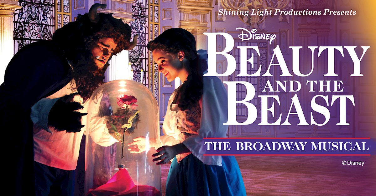 Disney's Beauty and the Beast School Time Performance
