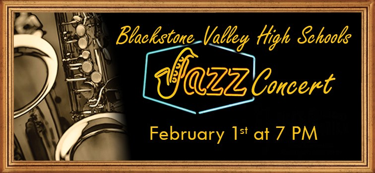 Blackstone Valley High Schools Jazz Concert