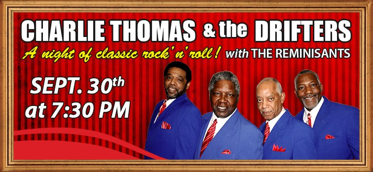 Charlie Thomas and the Drifters