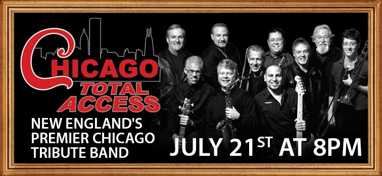Chicago Total Access - New England's Premier Chicago Tribute