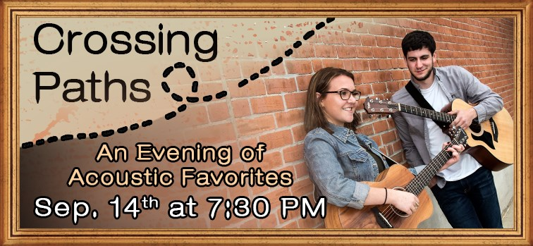 Crossing Paths - An Evening of Acoustic Favorites