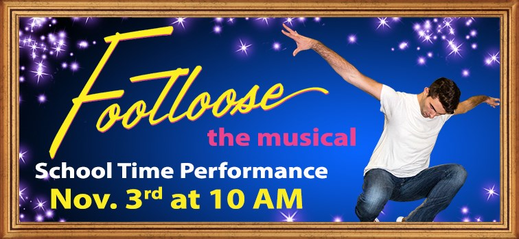 Footloose the Musical School Time Performance