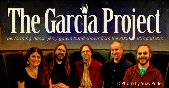 The Garcia Project - Performing full, classic Jerry Garcia Band set lists from the 70's, 80's and 90's