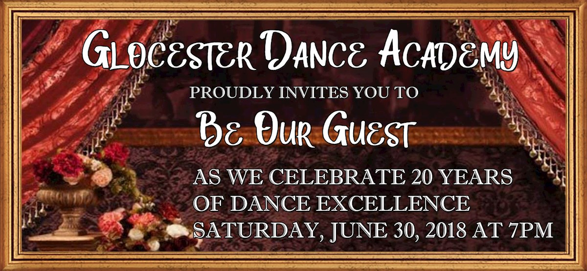 "Glocester Dance Academy presents ""Be Our Guest"""