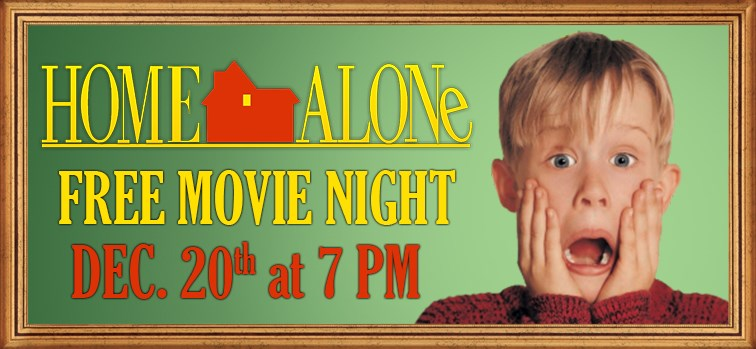 Home Alone - Free Movie Night