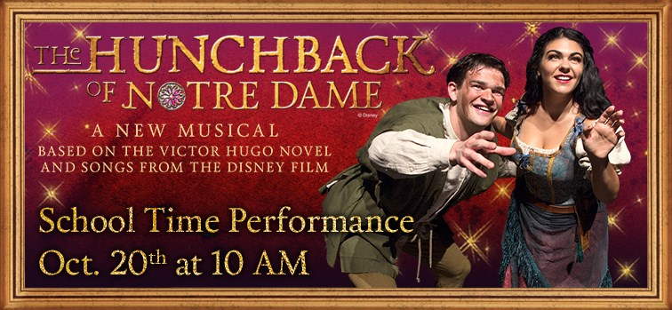 The Hunchback of Notre Dame School Time Performance