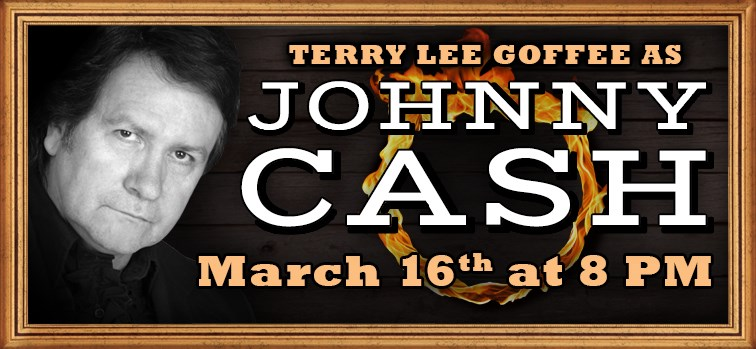 Johnny Cash Experience by Terry Lee Goffee
