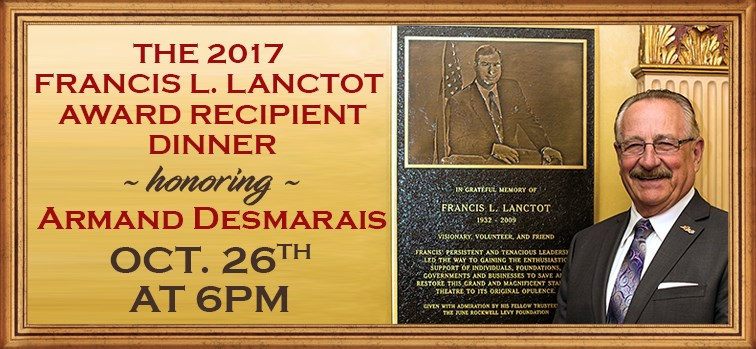 2017 Francis L. Lanctot Award Dinner