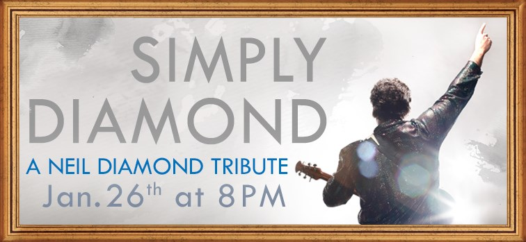 Neil Diamond Tribute by Simply Diamond