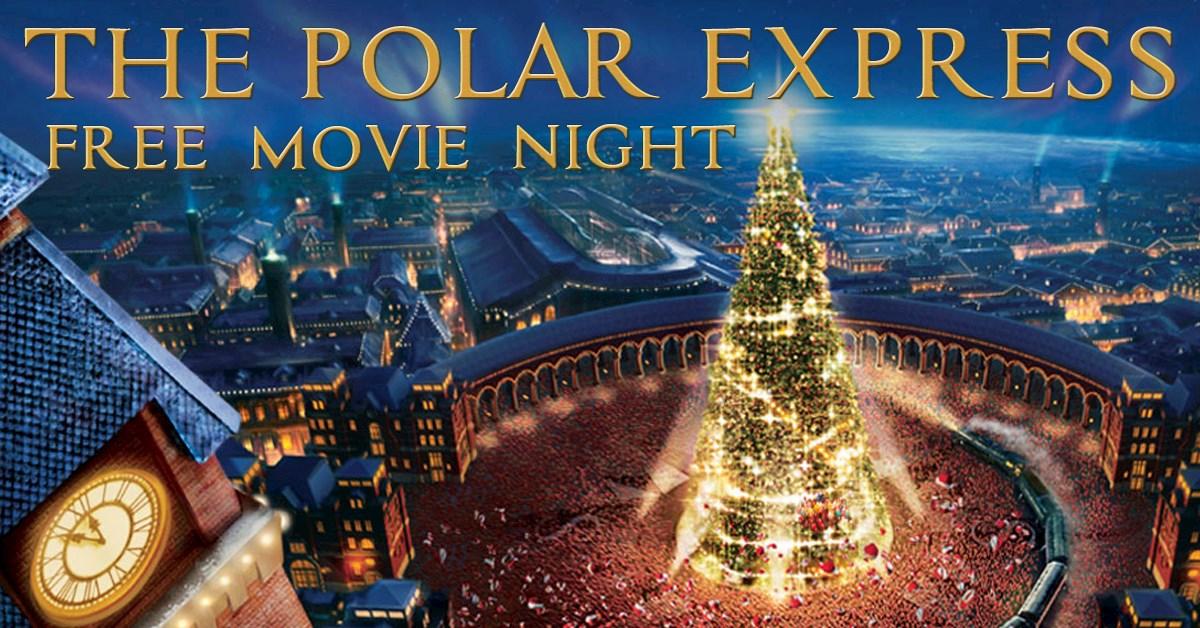 Stadium Theatre Official Site - Polar Express - Free Movie Night