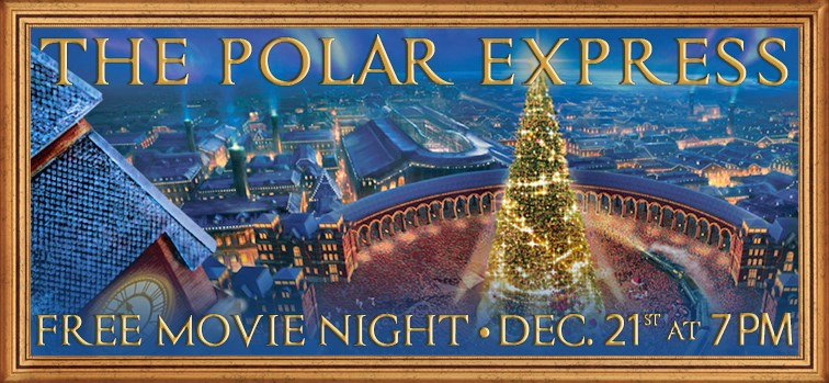 Polar Express - Free Movie Night