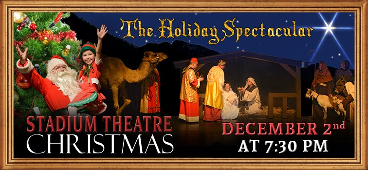 Stadium Theatre Christmas