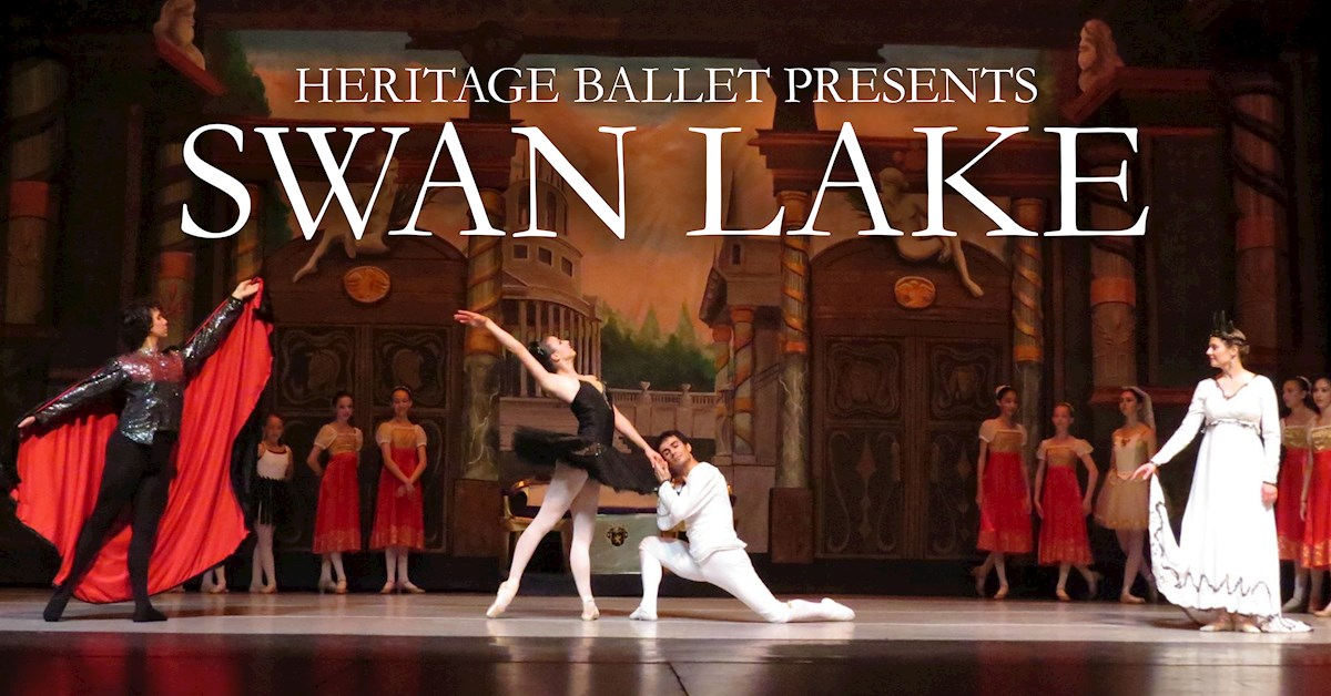 Swan Lake - A Full Length Ballet
