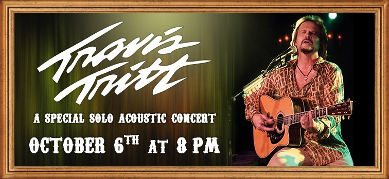 Travis Tritt - A Special Solo Acoustic Performance