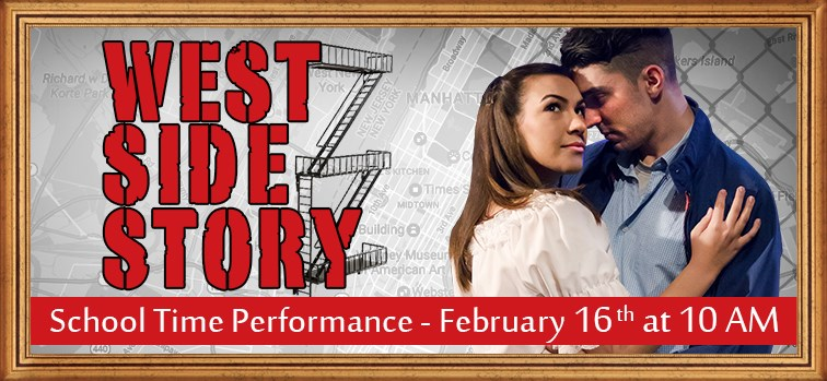 West Side Story School Time Performance