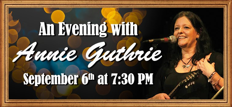An Evening with Annie Guthrie