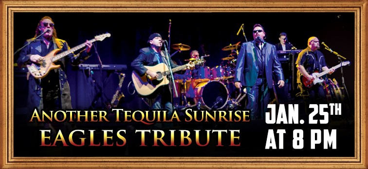 Eagles Tribute - Another Tequila Sunrise