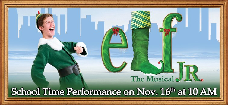 Elf The Musical Jr. - School Time Performance