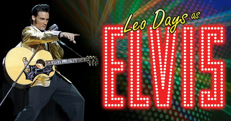 Elvis Tribute by Leo Days