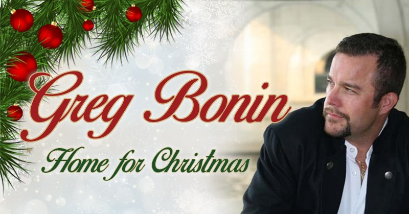 greg bonin home for christmas - Coming Home For Christmas