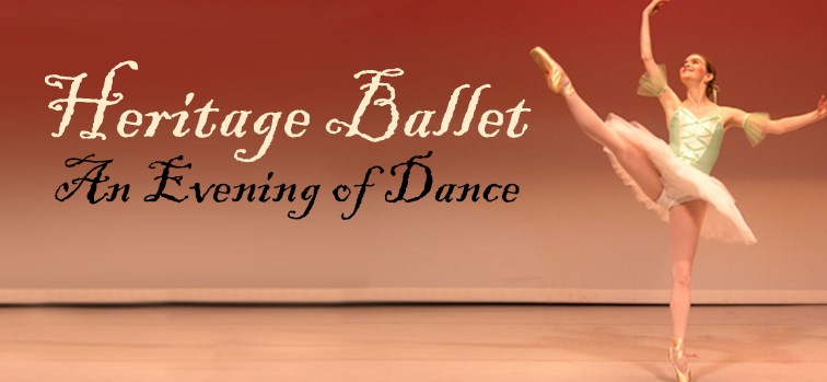 Heritage Ballet - An Evening of Dance