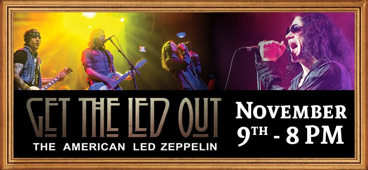 Get The Led Out - The American Led Zeppelin