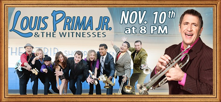 Louis Prima Jr. and the Witnesses