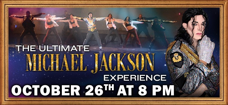 Ultimate Michael Jackson Experience by Joby Rogers
