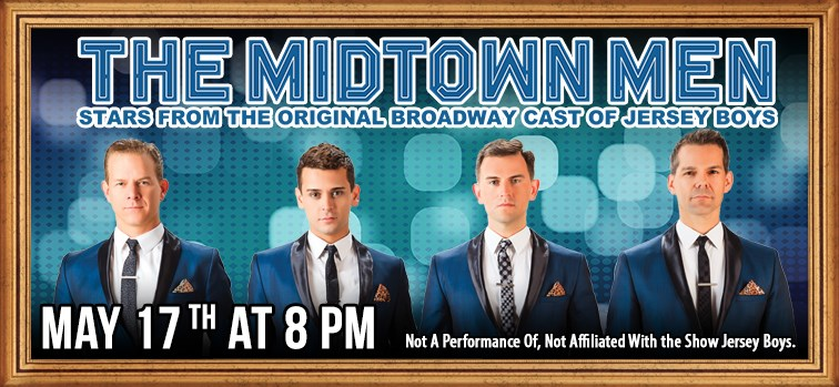 The Midtown Men - Stars From The Original Broadway Cast of Jersey Boys
