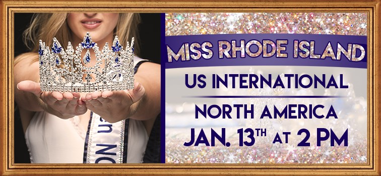 Miss Rhode Island US International and the Miss Rhode Island North America Pageant