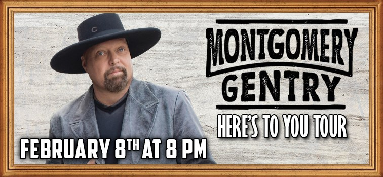 Montgomery Gentry - Here's To You Tour