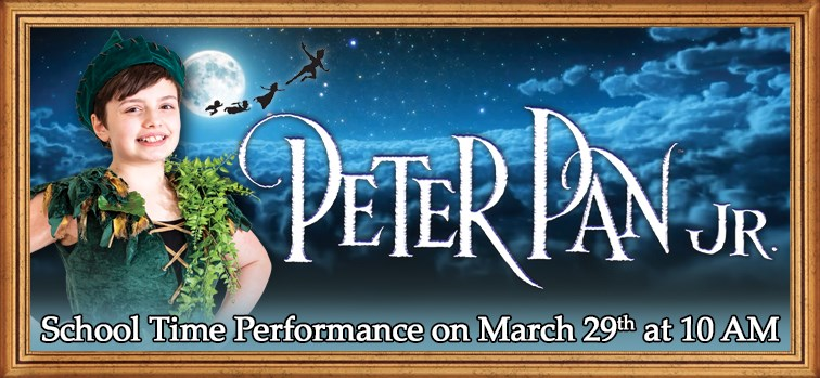 Peter Pan Jr. - School Time Performance