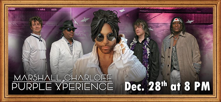 Prince Tribute - The Purple Xperience