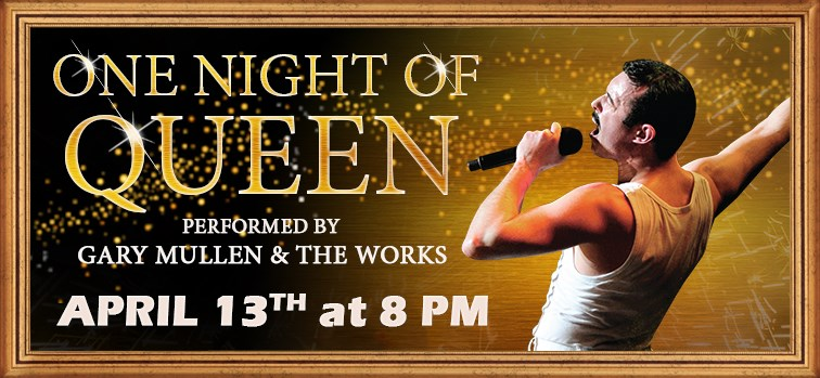 Queen Tribute - One Night of Queen