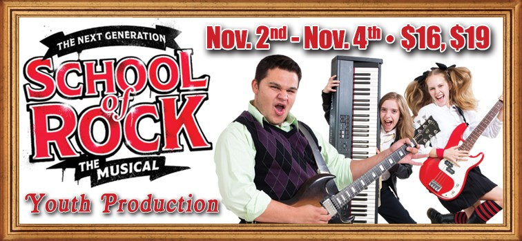 School of Rock The Musical - Youth Production