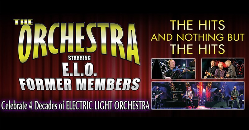 THE ORCHESTRA Starring Former Members of ELECTRIC LIGHT ORCHESTRA