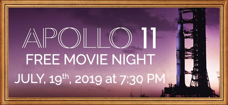 Apollo 11 - Free Movie Night