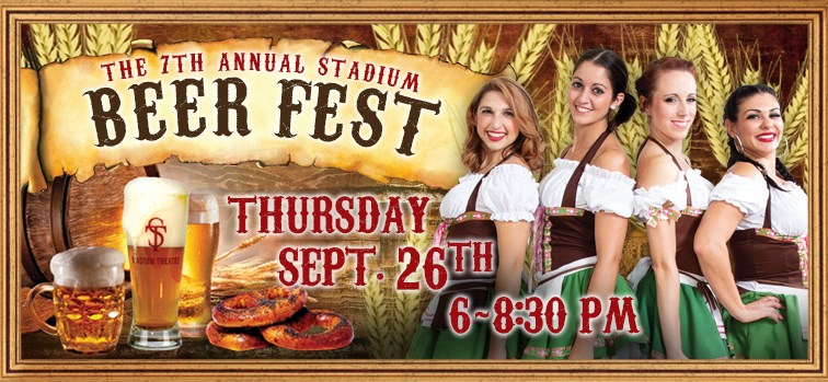 7th Annual Stadium Beer Fest