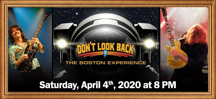 Boston Experience - Don't Look Back