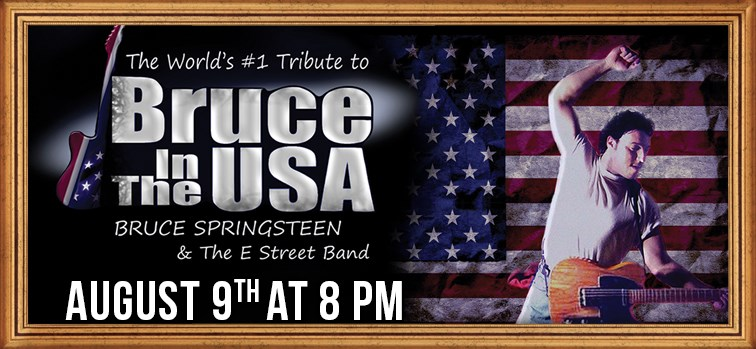 Bruce Springsteen & The E Street Band Tribute - Bruce In The USA