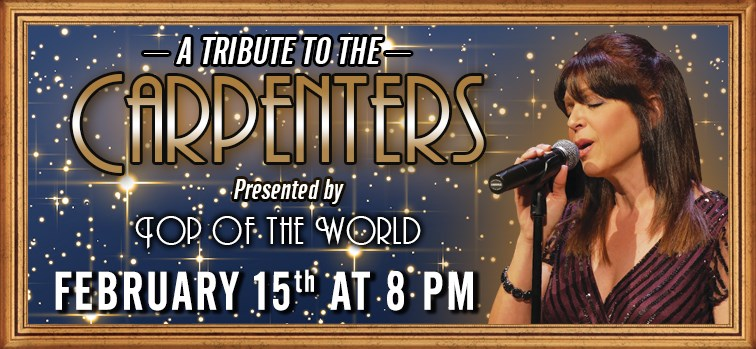 Carpenters Tribute - Top of The World
