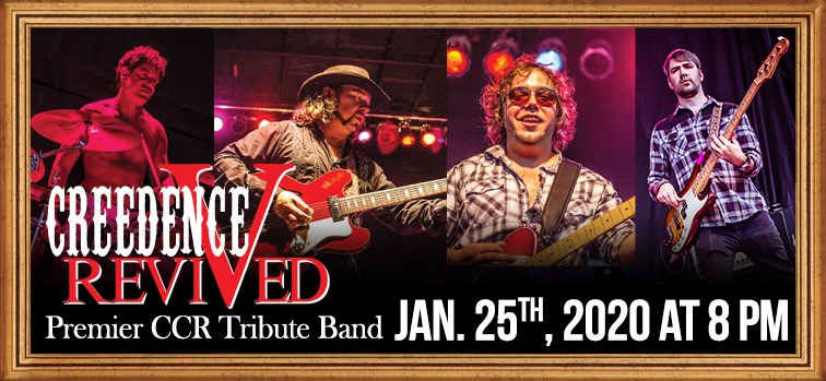 Creedence Clearwater Revival Tribute - Creedence Revived