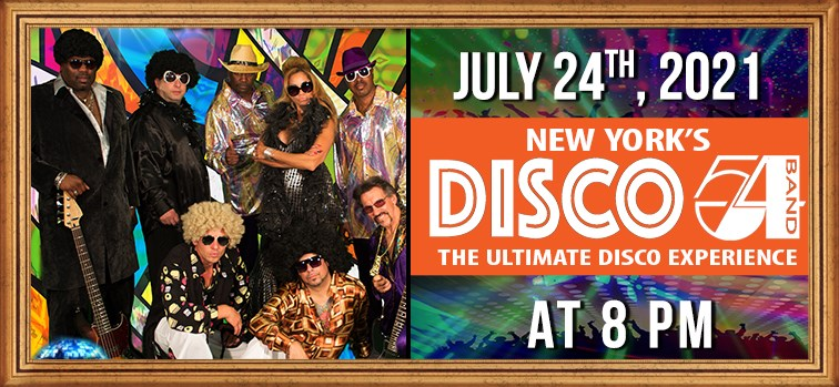 The Disco 54 Band - The Ultimate Disco Experience